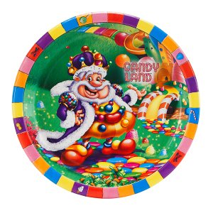 Candyland King Candy 18 | July | 2012 | Fre...