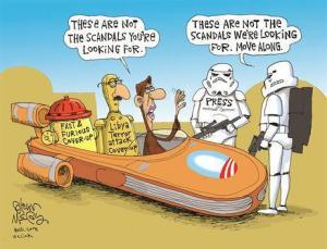 obama scandals