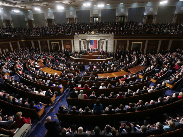 #SOTU in three words and a drinking game (2/4)