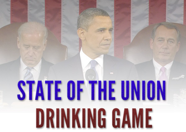 #SOTU in three words and a drinking game (3/4)