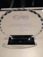 GAB 2014 Award