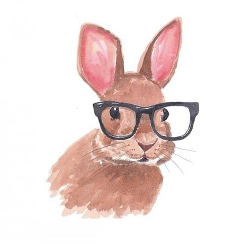 thoughtful-rabbit-idea-quick-slow