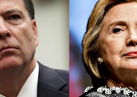 Comey and Hillary