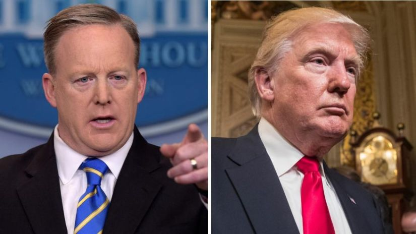 spicer-and-trump