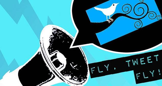 FlyTweetFly