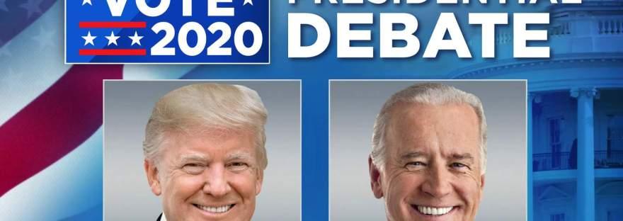 Presidential debate round 1