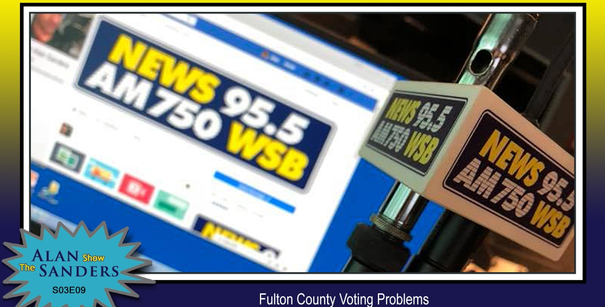 Fulton County Voting Problems